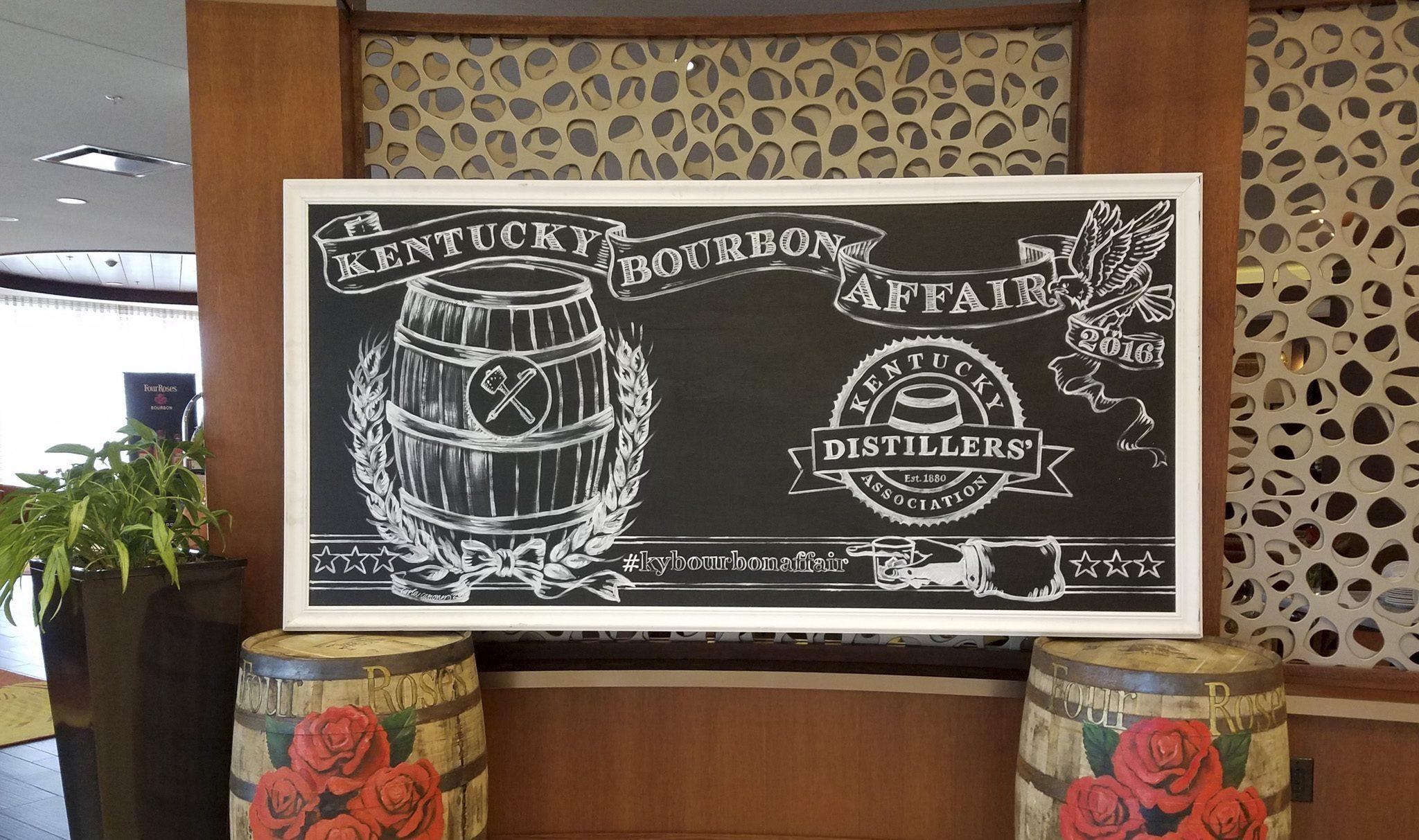 2016 Kentucky Bourbon Affair Recap! Part 1