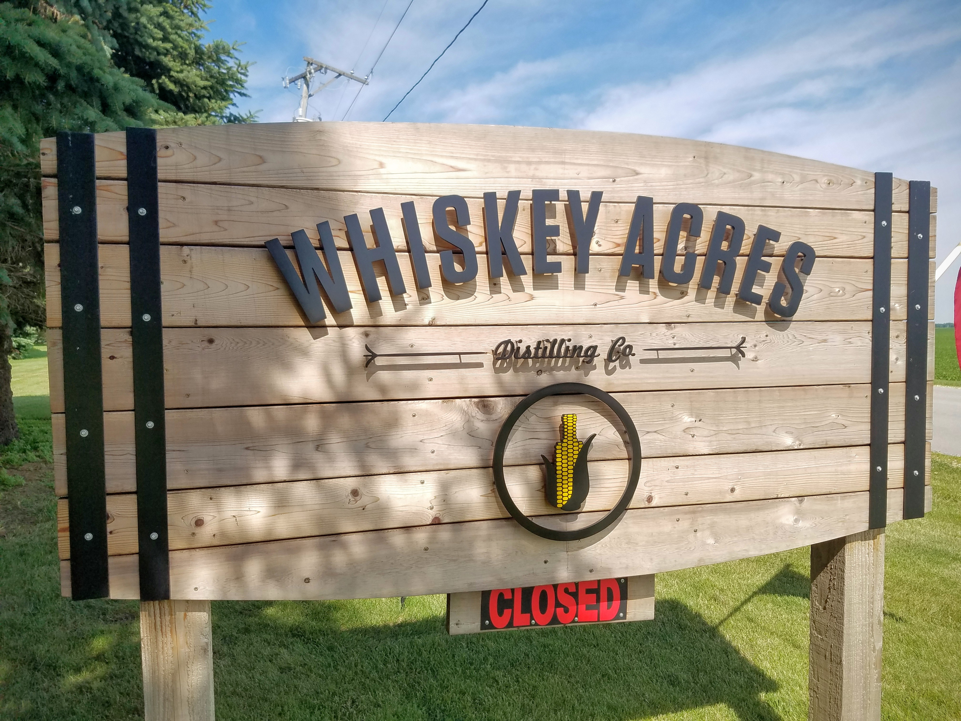 Whiskey Acres: Bourbon, from Seed to Spirit