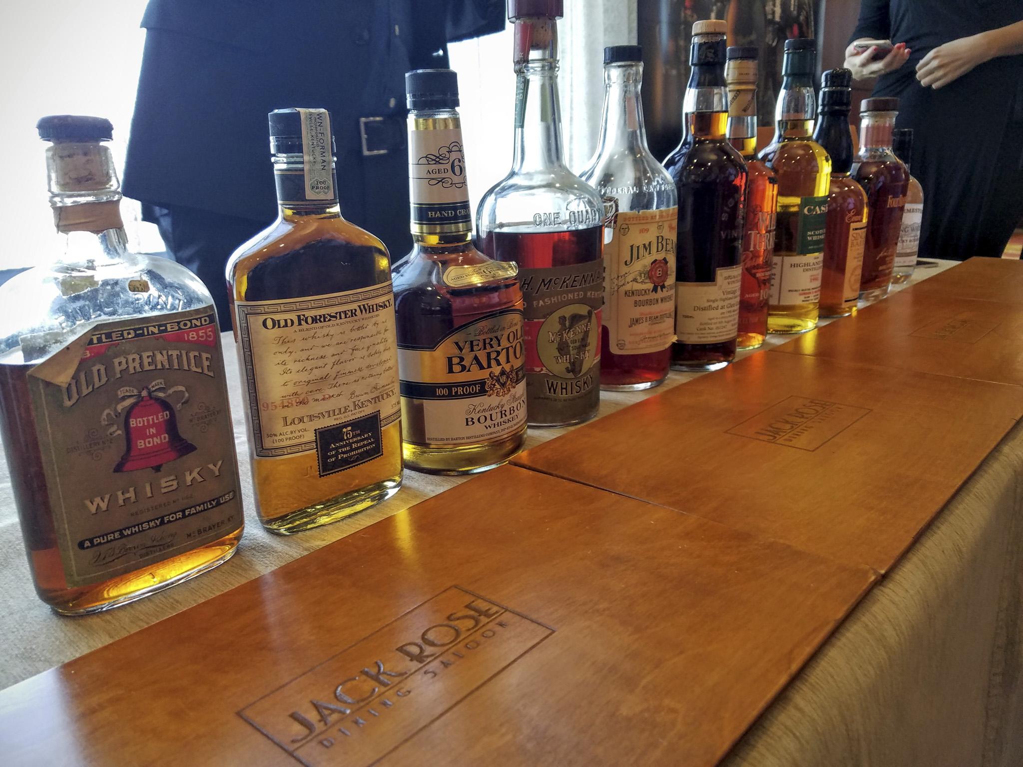 [Part 2] 2016 Kentucky Bourbon Affair & Whisky Live!