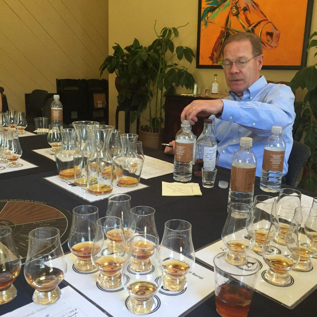 Master Distiller Chris Morris
