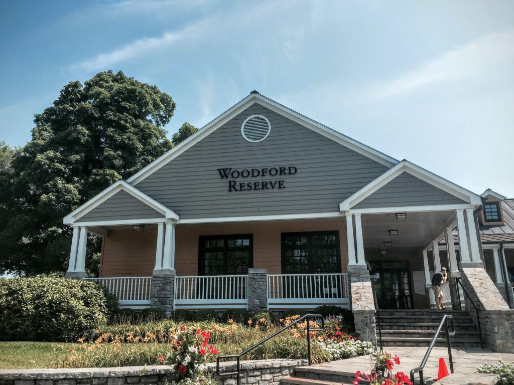 Woodford Reserve Visitors Center