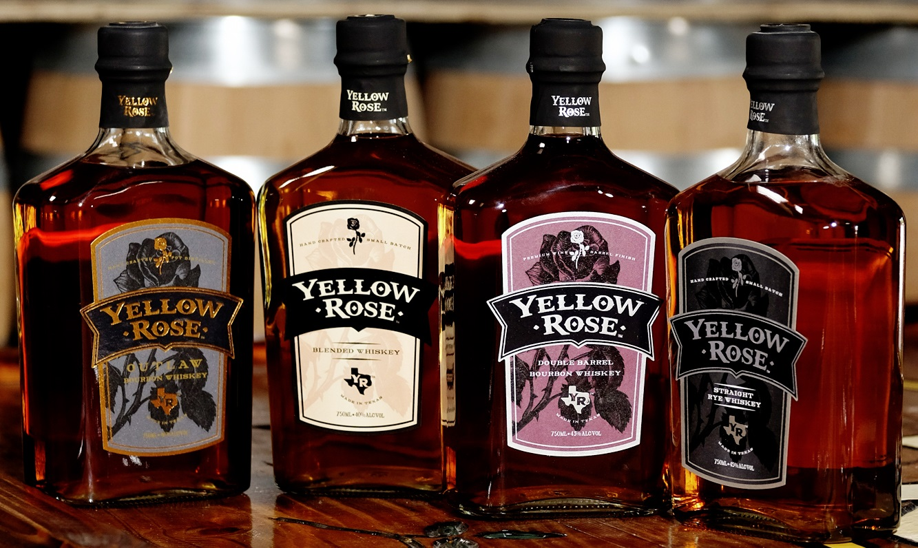 An Interview with Yellow Rose, Houston's First Distillery