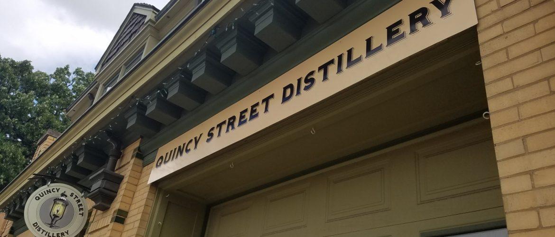 Quincy Street Exterior