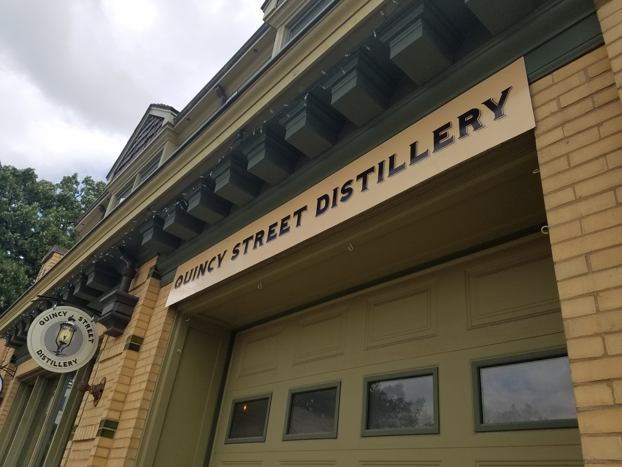 Quincy Street Distillery: History Meets Science